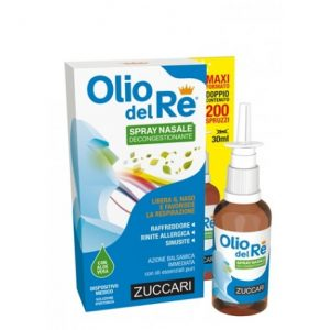 olio del re spray nasale