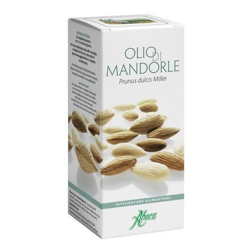 olio di mandorle 250 ml
