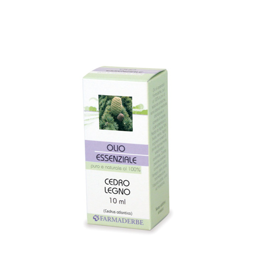 olio essenziale cedro legno