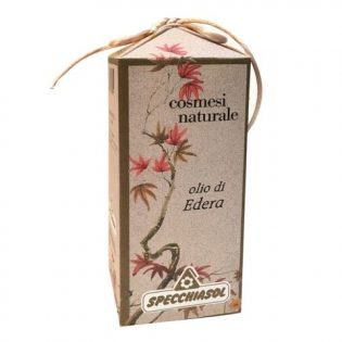 olio vegetale cosmetico edera