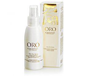oro deo eco spray