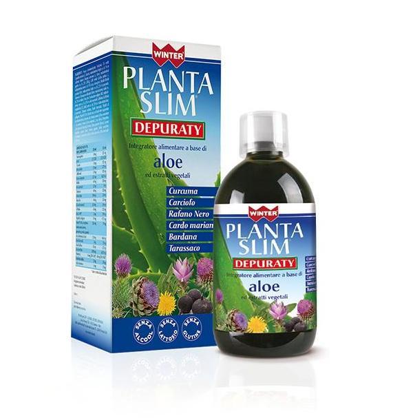 planta slim depuraty