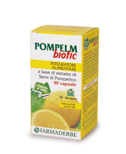 pompelmbiotic capsule