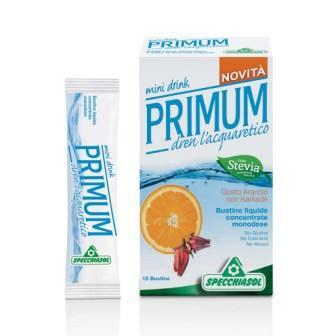 primum dren mini drink arancio