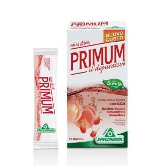 primum mini drink pesca bianca