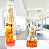 profumatore a bastoncini arancia-papaya