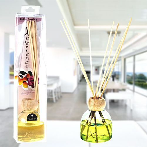 profumatore a bastoncini verbena-limone