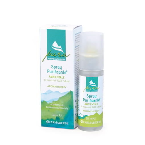 pura alpine wellness spray ambiente