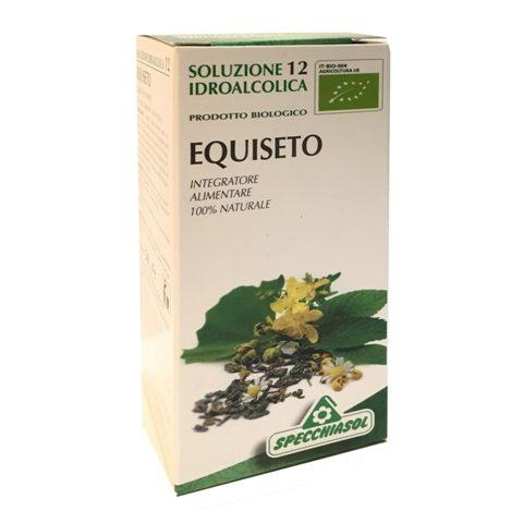 soluzione idroalcolica 12 equiseto
