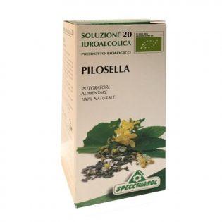 soluzione idroalcolica 20 pilosella