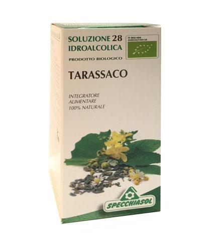 soluzione idroalcolica 28 tarassaco