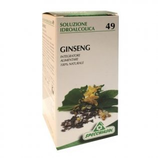 soluzione idroalcolica 49 ginseng