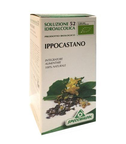soluzione idroalcolica 52 ippocastano