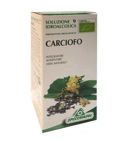 soluzione idroalcolica 9 carciofo