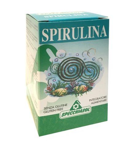 spirulina compresse