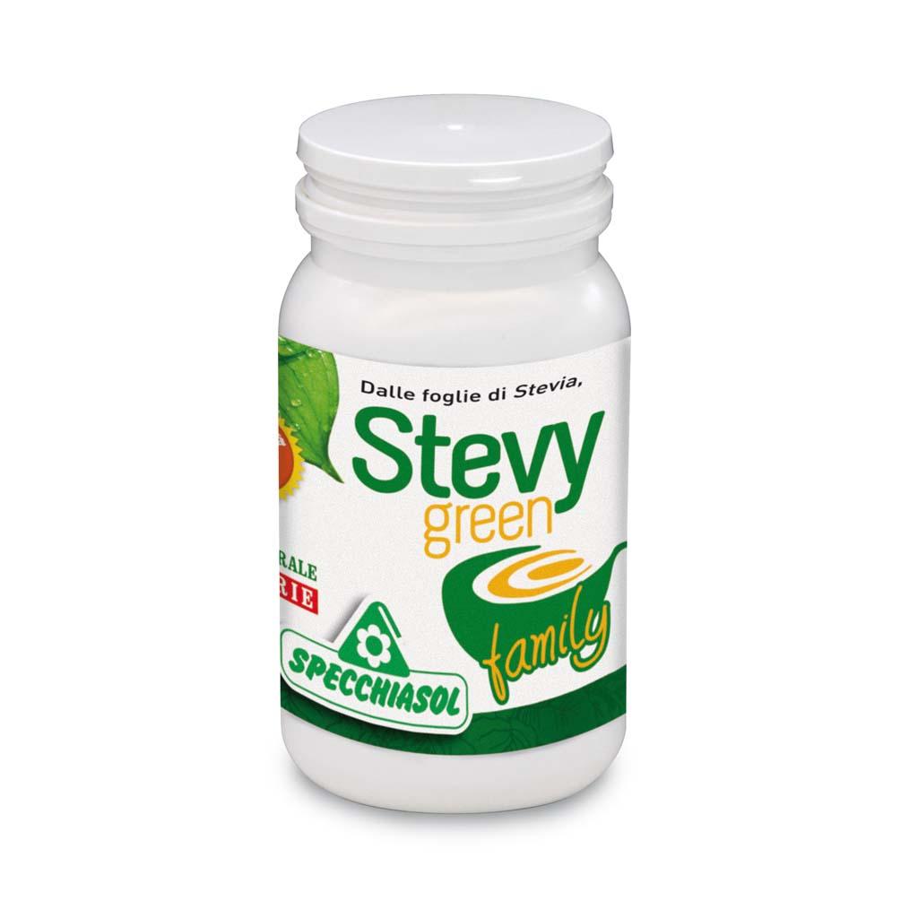 stevy green family