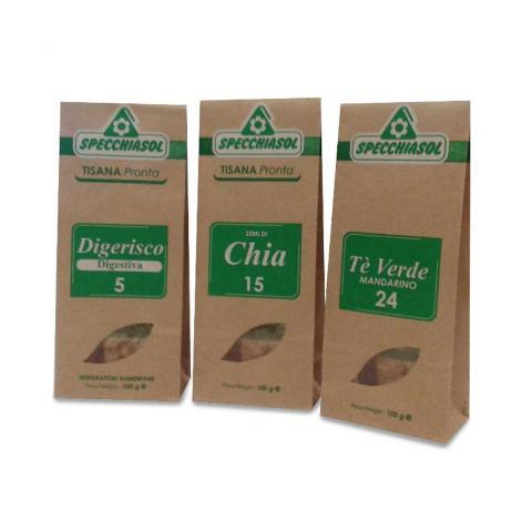 tè verde mandarino 24