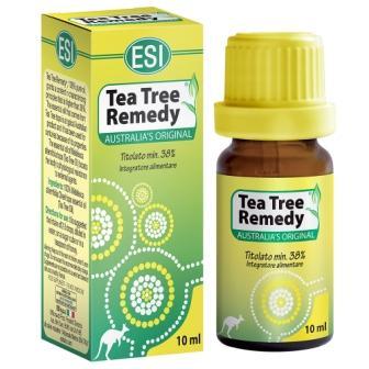 tea tree remedy oil 10 ml