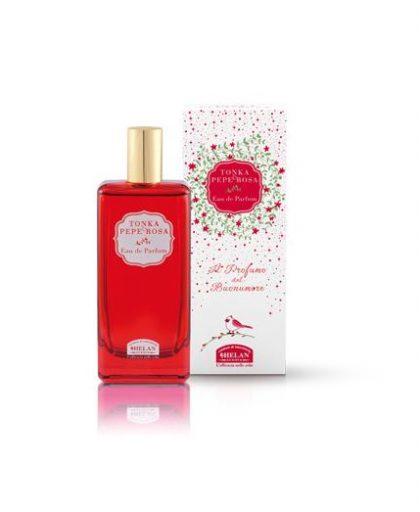 tonka e pepe rosa eau de parfum 100ml