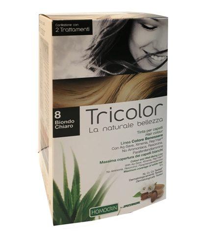 tricolor tinta capelli biondo chiaro 8