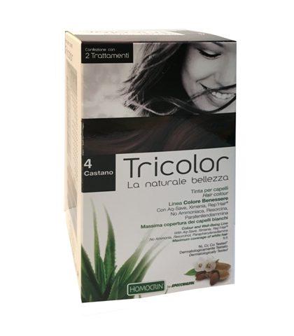 tricolor tinta capelli castano 4