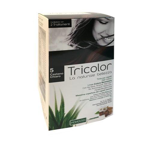 tricolor tinta capelli castano chiaro 5