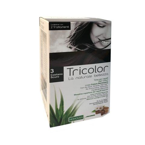 tricolor tinta capelli castano scuro 3