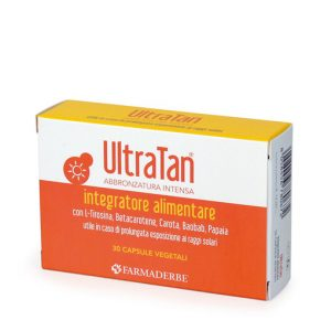 ultra tan integratore alimentare