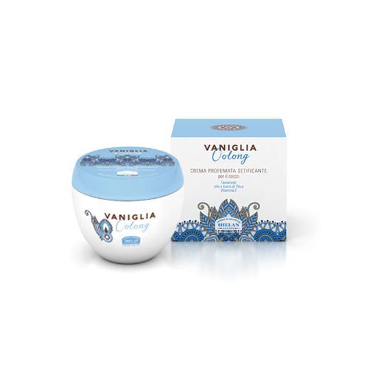 vaniglia oolong crema setificante