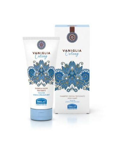vaniglia oolong shampoo doccia profumato