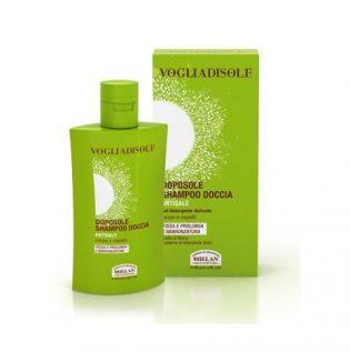 vogliadisole doposole shampoo doccia